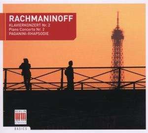 Klavierkonzert 2/Paganini-Rhapsodie