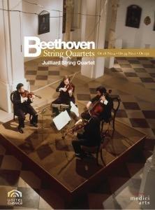 Streichquartette op.18,59+131