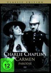Charlie Chaplins Carmen Parodie