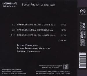 Klavierkonzerte Nrn.2 Und 3/Sonate 2