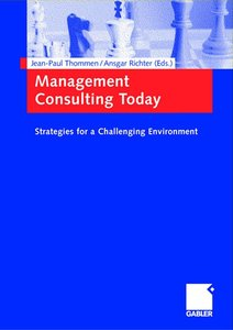 Management Consulting Today