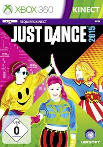 Just Dance 2015 - KINECT