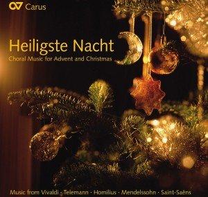 Heiligste Nacht-Chormusik Für Advent Und Weihnacht