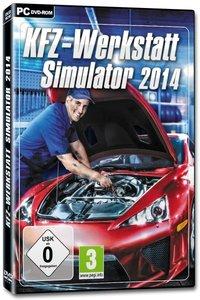 Kfz-Werkstatt Simulator 2014
