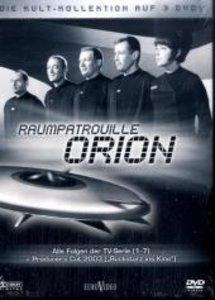 Raumpatrouille Orion (DVD)