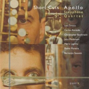 Short Cuts/Saxophone Quartet