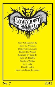 Lovecraft Annual No. 7 (2013)