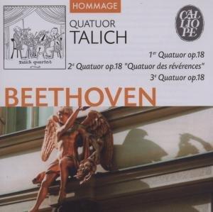 Quatuors op.18,1-3
