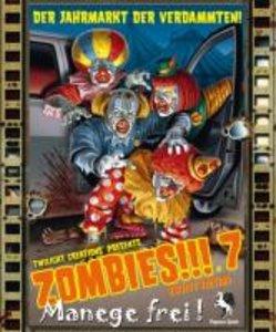 Pegasus Spiele 54160G - Zombies!!! 7: Manege frei