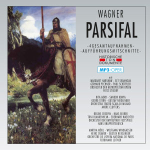 Parsifal-MP3 Oper