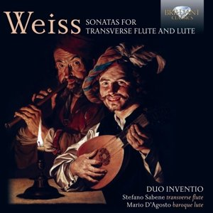 Sonatas For Transverse Flute And Lute