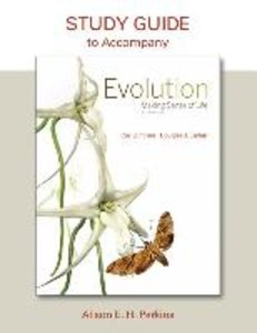 STUDY GUIDE TO ACCOMPANY EVOLUTION