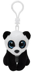 Clip - Pandabär Ming schwarz/weiß 8,5cm