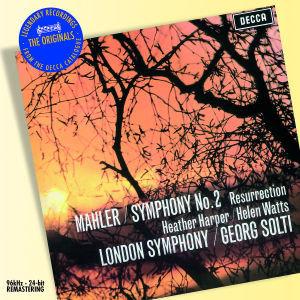 """Sinfonie 2 """"Auferstehung"""""""