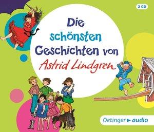 Die schönsten Geschichten von Astrid Lindgren (3CD)