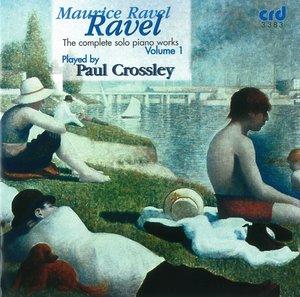 Ravel Klavierwerke Vol.1