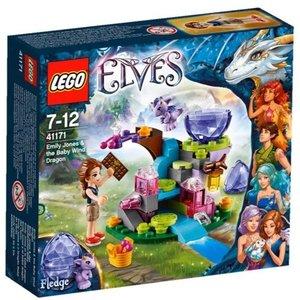 LEGO Elves 41171 Emily Jones & das Winddrachen Baby
