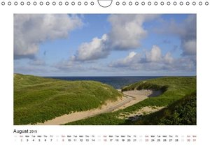 Kingdom of Denmark 2015 (Wall Calendar 2015 DIN A4 Landscape)