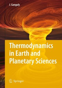Thermodynamics in Earth and Planetary Sciences