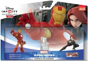 Infinity 2.0: Marvel Super Heroes, Playset Disney Marvels The Av