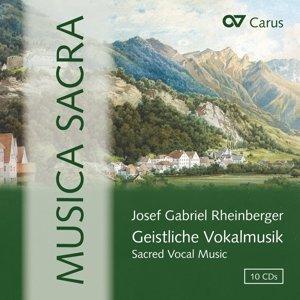 Musica Sacra - Geistliche Vokalmusik