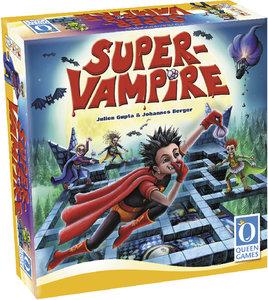 Queen Games Super Vampire