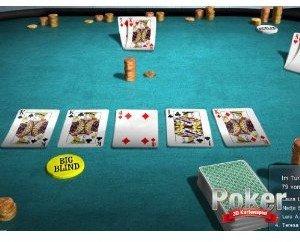 Poker - 3D Kartenspiel