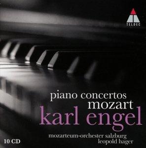 Klavierkonzerte 1-27