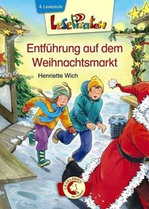 Lesepiraten - Entführung auf dem Weihnachtsmarkt