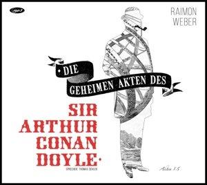 D.geh.Akten d.Sir Arthur Conan Doyle (Boxset Folge