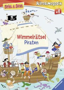 Wimmelrätsel Piraten