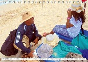 gut beHÜTEt -- Kopfbedeckungen auf Kuba (Tischkalender 2017 DIN