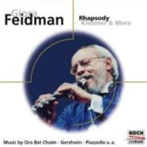 Giora Feidman - Rapsody - Klezmer & More