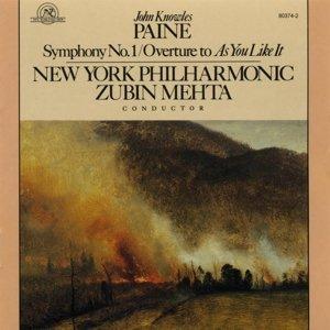 Paine: Sinfonie 1