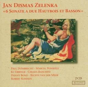 6 Sonaten Für 2 Oboen Und Fagott