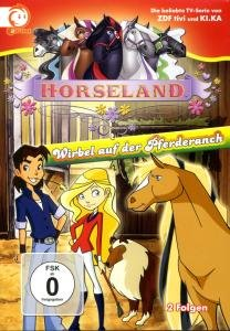 (8)Wirbel auf der Pferderanch