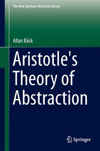 Aristotle's Theory of Abstraction