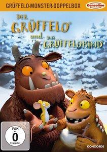 Grüffelo-Monster-Doppel-Box: Der Grüffelo & Das Grüffelokind