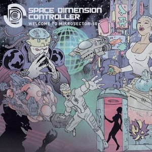 Welcome To Mikrosector-50 (LP)