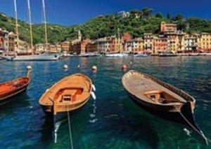 Ravensburger 19053 - Hafen in Portofino, Italien, Puzzle, 1000 T