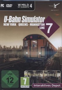 World of Subways Vol. 4: U-Bahn Simulator Vol. 4 - New York-Quee