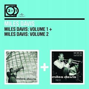 2 For 1: Miles Davis: Vol.1/Volume 2
