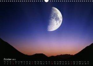 Moonlight symphony (Wall Calendar 2015 DIN A3 Landscape)