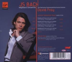 Klavierkonzerte BWV 1052,55,56,58