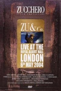 Zucchero - Zu & Co: Live at the Royal Albert Hall