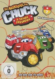 (7)DVD z.TV-Serie-Die Schatzsuche