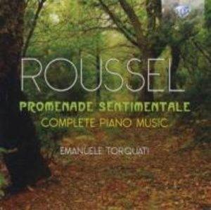 Promenade Sentimentale-Complete Piano Music