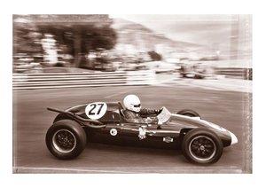 Grand Prix historique de Monaco Posterbook (Poster Book DIN A3 L