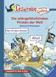 Die allergefährlichsten Piraten der Welt