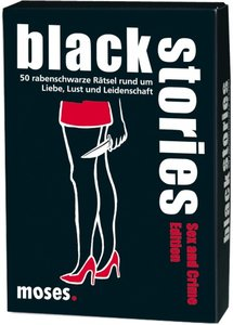 black stories - Sex and Crime Edition